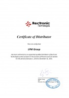 От Rectronic Technologies Co.